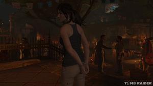 Tomb Raider - Cozumel's Dangers