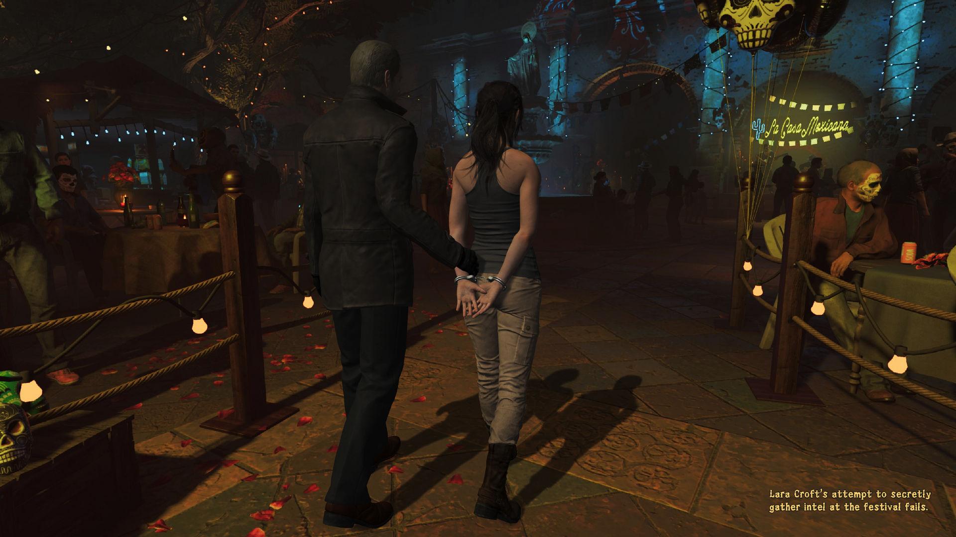 Lara Croft - Festival