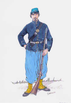 12th Regiment N.Y.S.M. 1861