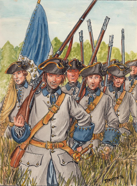 Royal Roussillon 1756 by OrlopRat