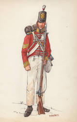 The Connaught Rangers 1812