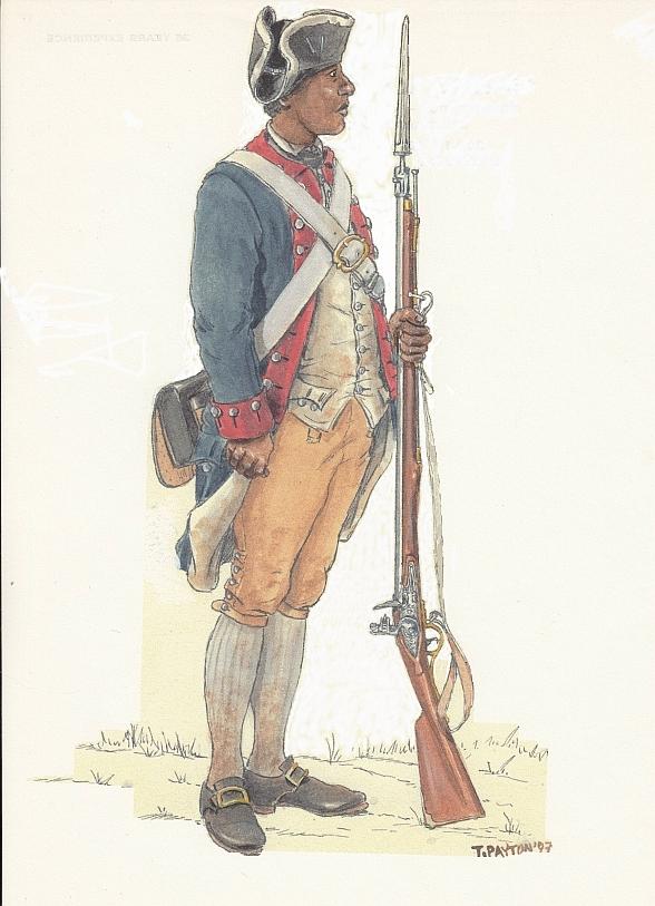 Continental Army 1779 by OrlopRat