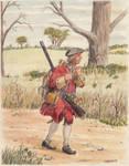 British Soldier 1702