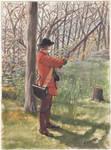 55th Regiment Of Foot, 1758