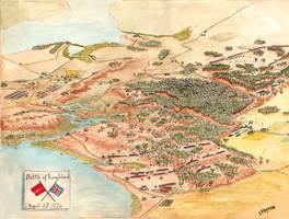 The Battle of Long Island 1776 by OrlopRat
