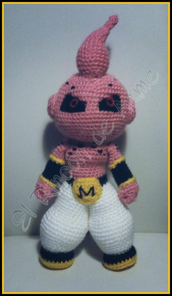 Dragon Ball Amigurumi - Son Goku   Doudou crochet, Crochet, Doudou   980x570