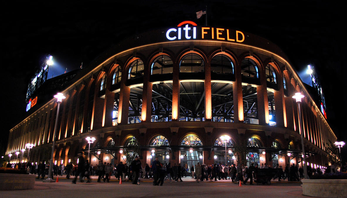 Citifield. by LateRainyNights