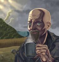 First of the Magi at Tea