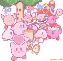 Kirby Franchise (Unfinished - 2018)