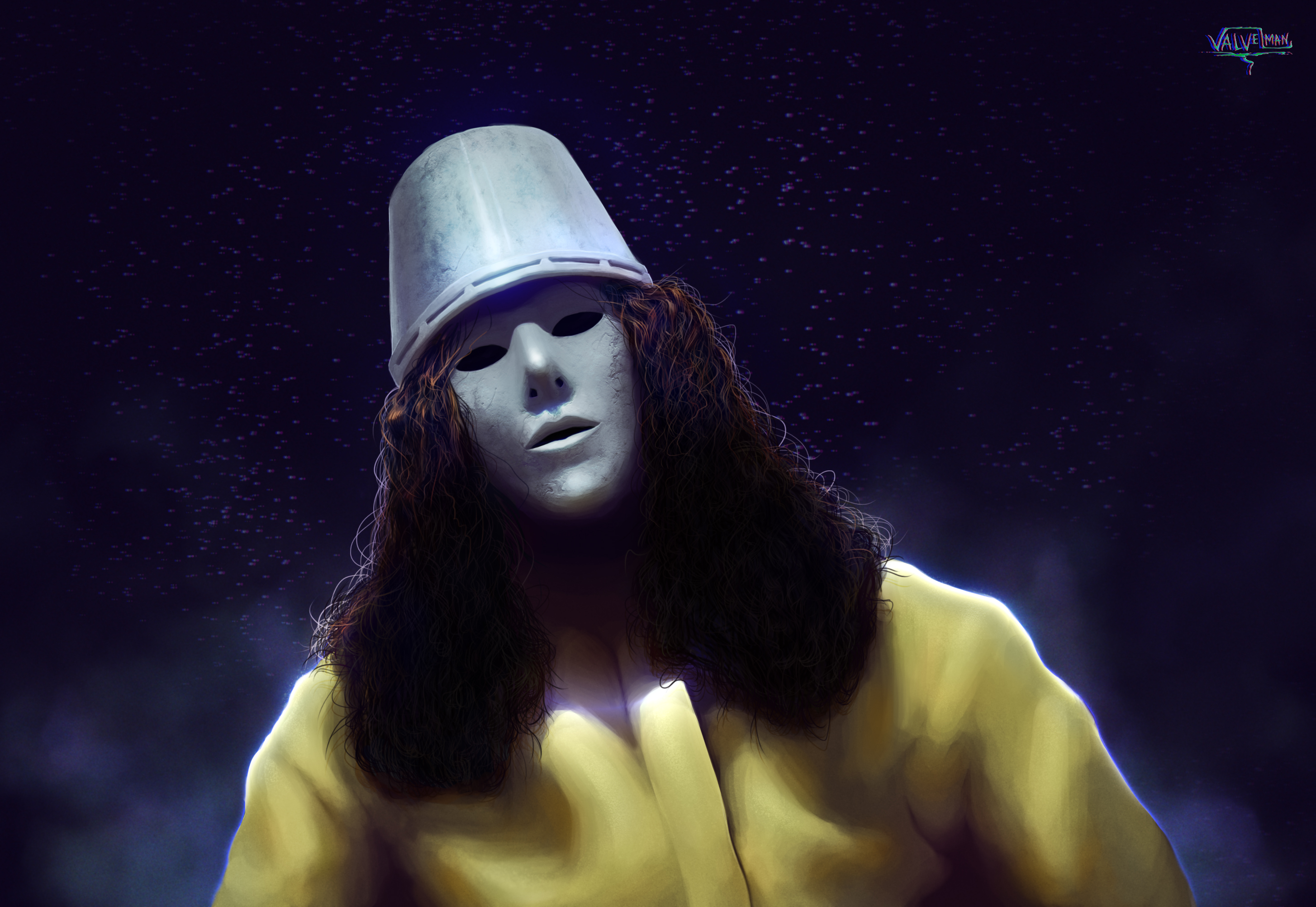 Buckethead by VALVe-man