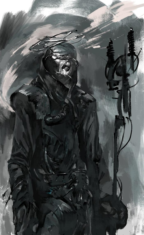 Stranger by VALVe-man