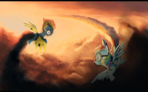 Flying wonderbolts by Turbovilka