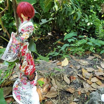 Geisha Boy by Doeray-G