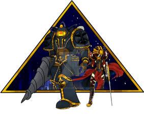 Warhammer Bioshock Cross Fan Art