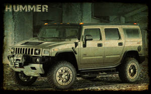Hummer H2 by KGY-Graphic