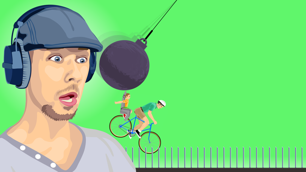 Jacksepticeye Happy Wheels 2 by Yorrit on DeviantArt