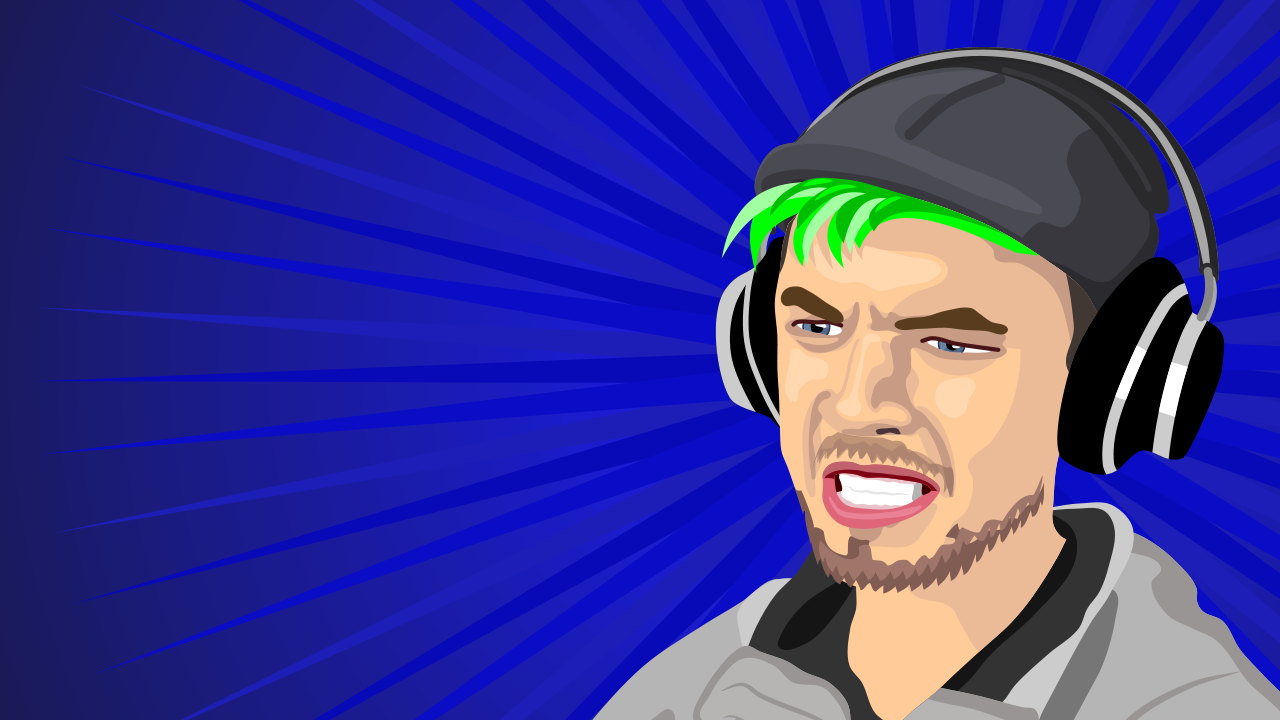 vector other 2015 yorrit  jacksepticeye happy wheels thumbnail number