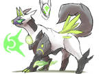 the occults pokemon