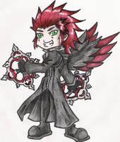 Axel by NightmareOblivion