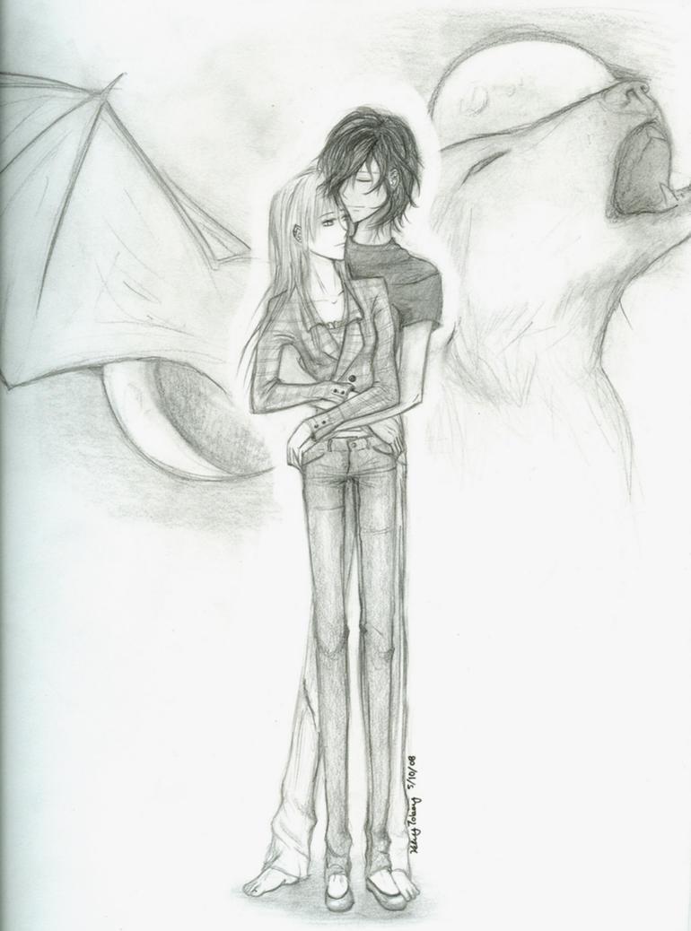 Anime Werewolf And Vampire Vampire Werewolf Romance by