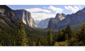 Yosemite by Moophlon
