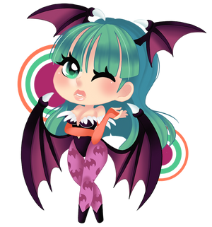 Morrigan Aensland: Darkstalkers