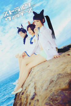 Strike Witches: Maidens of The Blue Sky