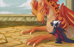 young Cynder