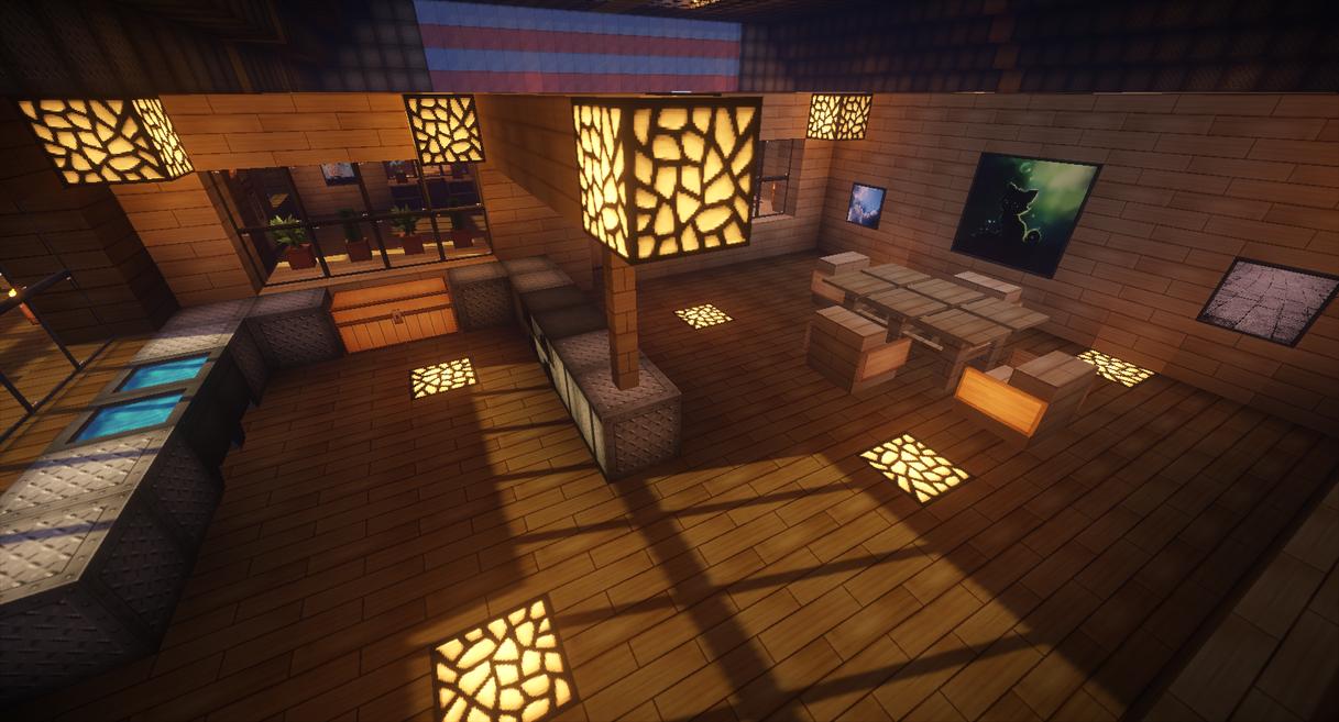 Third floor apartment 1 kitchen by dailysoda on DeviantArt