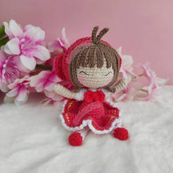 Sakura Card Captor Amigurumi
