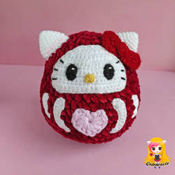 Daruma Hello Kitty