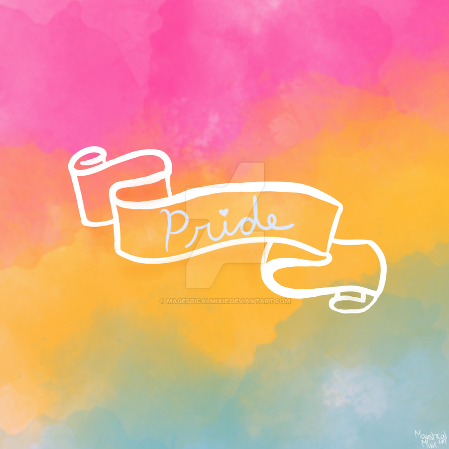 Pansexual by MagesticalMixie