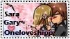 OneLoveshipp stamp by sara by Sara-Sakurahime