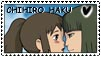 Spirited away stamp by sara by Sara-Sakurahime