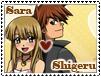- OneLoveshipp stamp - by sara by Sara-Sakurahime