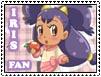 Iris fan stamp by sara by Sara-Sakurahime