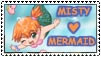 Misty mermaid fan by sara by Sara-Sakurahime