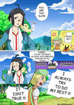 Pokemon BW manga 3 by sara