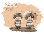 Gemini by Sara