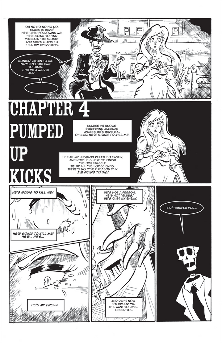 Chapter 4: Pumped Up Kicks - 3 by DevanMuse