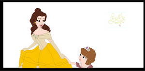 Sofia And Belle 2012