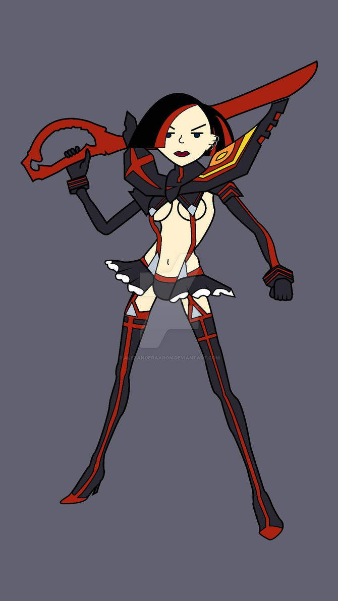 Jane as Ryuko