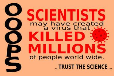 OOOPS SCIENCE