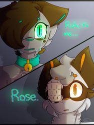 Rishi and Rose by CicyAwoos