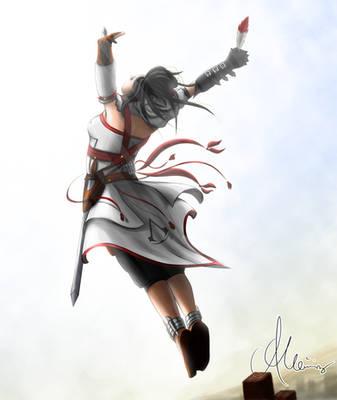 Leap of Faith by Shampie