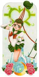 Sailor Juno [Sailor Moon Project] by Shampie