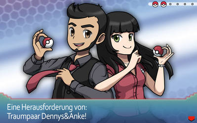 Pokemon Trainers - Dream Couple
