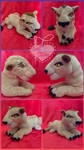 10inch Fanmade Zira Plush by SweetStitches2423