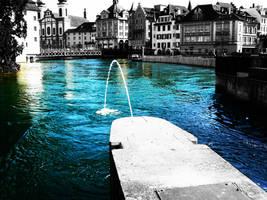 Shiny Water by Mia-Merridew