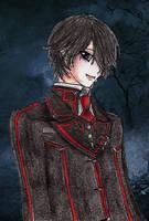 Vampire Azrael by Mia-Merridew